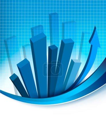 背景与 finbusiness 优雅抽象背景与金融财务图