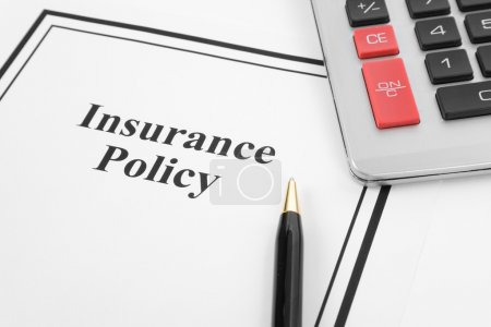 Постер, плакат: Insurance Policy, холст на подрамнике