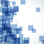 Abstract blue background with a lot of squares Beautiful vector background