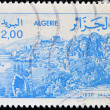 thumbnail of ALGERIA - CIRCA 1984: stamp printed in Algeria shows Bejaia,