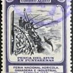thumbnail of COSTA RICA - CIRCA 1950: A stamp printed in Costa Rica dedic