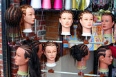 Hairstyles On Manniquins
