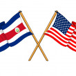 thumbnail of America and Costa Rica alliance and friendship