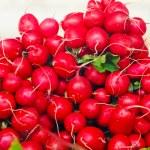 thumbnail of Farm Fresh Radishes on a market