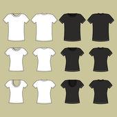 Tričko šablona