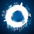 thumbnail of Winter paint ring design