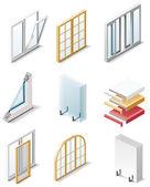 Vektor Produkte Symbole erstellen. Teil 4. Windows