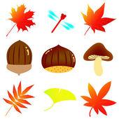 Podzimní materiál