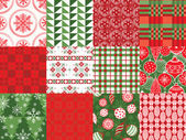 Holiday Patterns Set