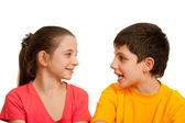 Sprechende Kinder
