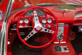 Corvette-dashboard