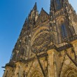 thumbnail of Gothic St. Vitus cathedral in Prague Castle