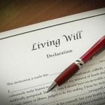 Постер, плакат: Living Will