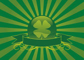 St Patrick's Day Vector Background 01