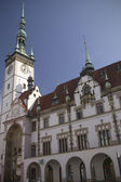 Radnice s orlojem v Olomouci