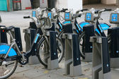 Londons bicycle sharing scheme