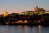 Hradčan v Praze