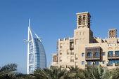 View of Burj Al Arab with Mina aSalam Hotel (2)