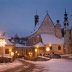 thumbnail of Banska Stiavnica - Slovakia - unesco monument - Gothic churc
