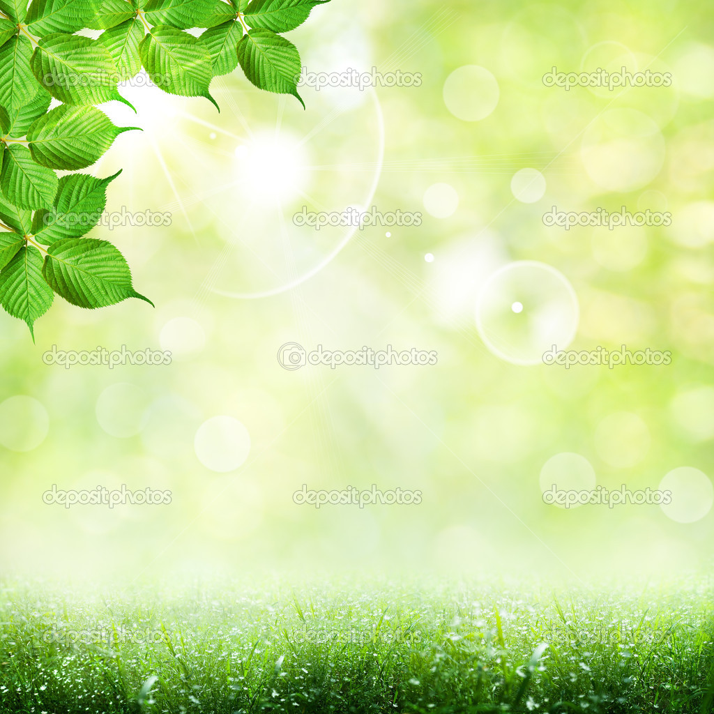 spring abstract background - photo #47