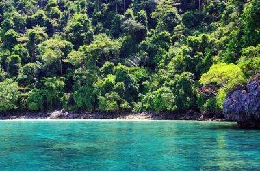 Island Thsiland