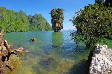 Island, Phang Nga, Thailand
