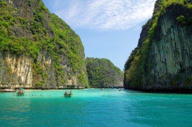Sea in Krabi