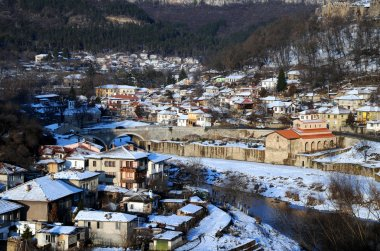 Veliko Turnovo in the Winter