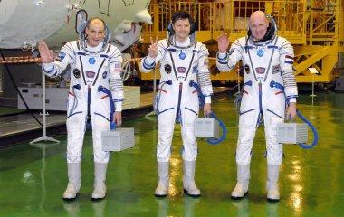 ISS 30 Crewmembers