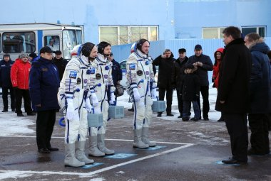ISS Crew Report