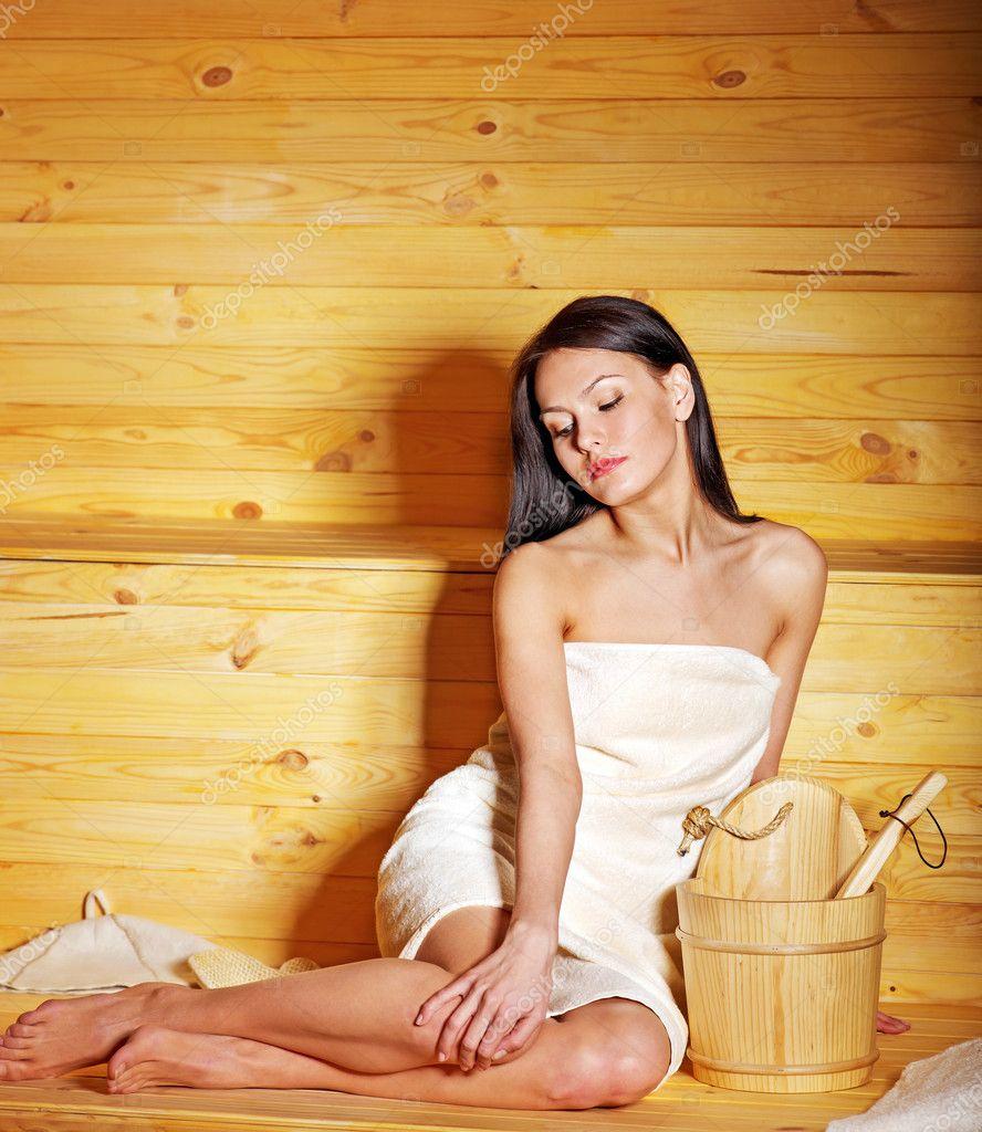 Young nude sauna how make