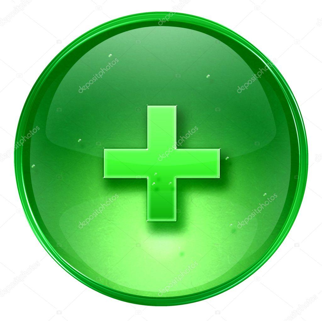 картинка плюс на зеленом фоне обзавестись