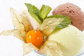 kopečky zmrzliny