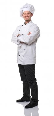 Chef crossed arms