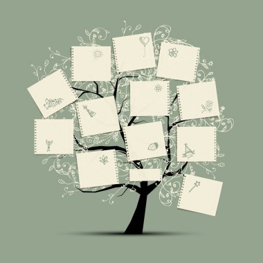 Wish tree for your design