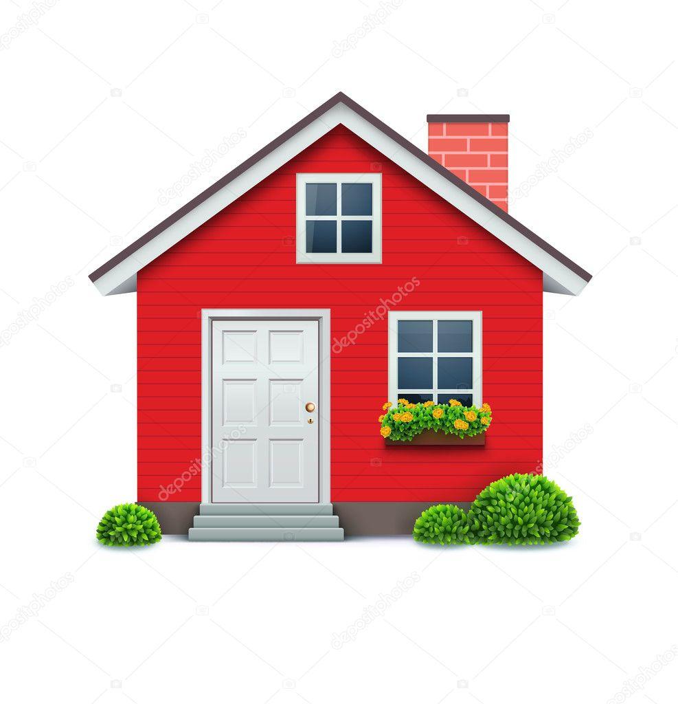 Dom ikona zdj cie stockowe ladyann 8824623 for House of 950