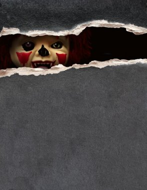 Dark series - spooky clown