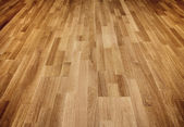 Photo New oak parquet
