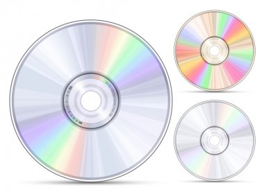 Blue-ray, DVD or CD disc
