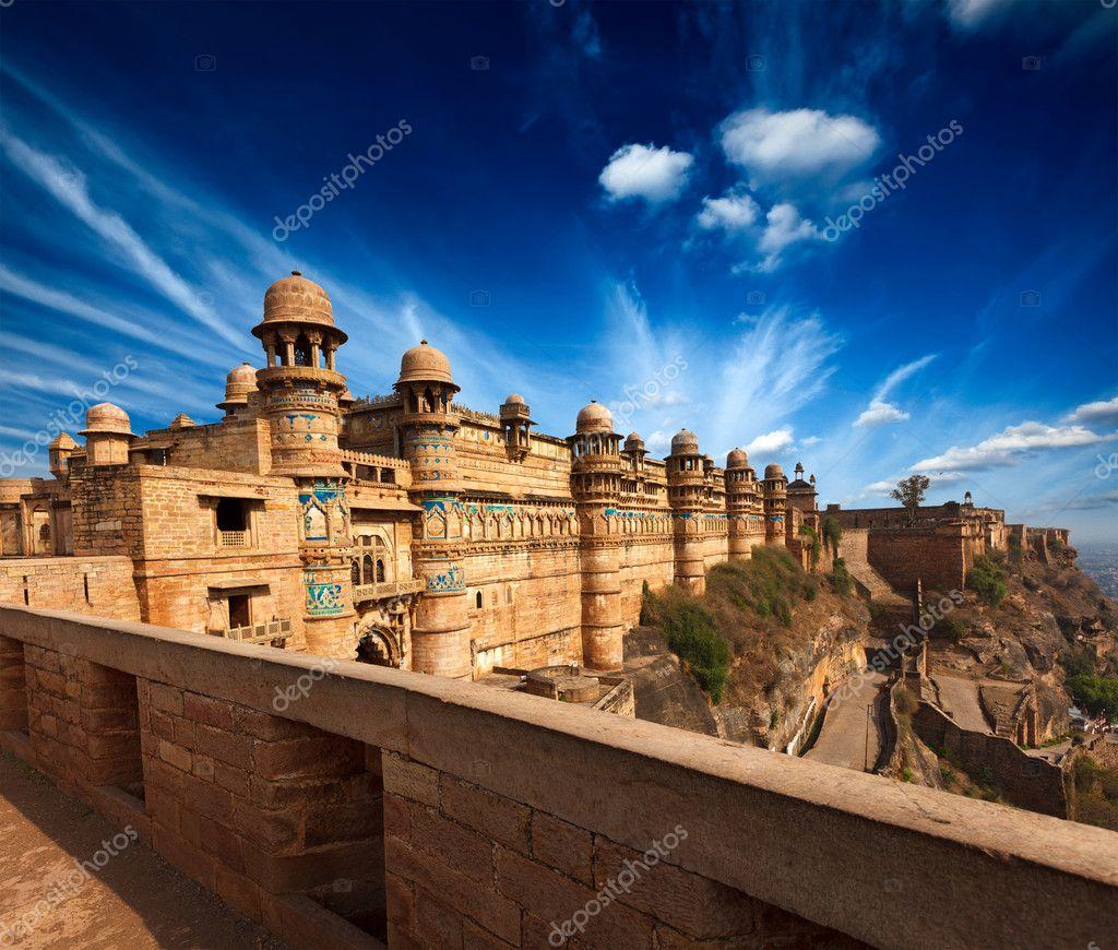 Fort De Gwalior Photographie Dmitryrukhlenko 9530083