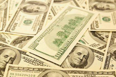 Dollars backround