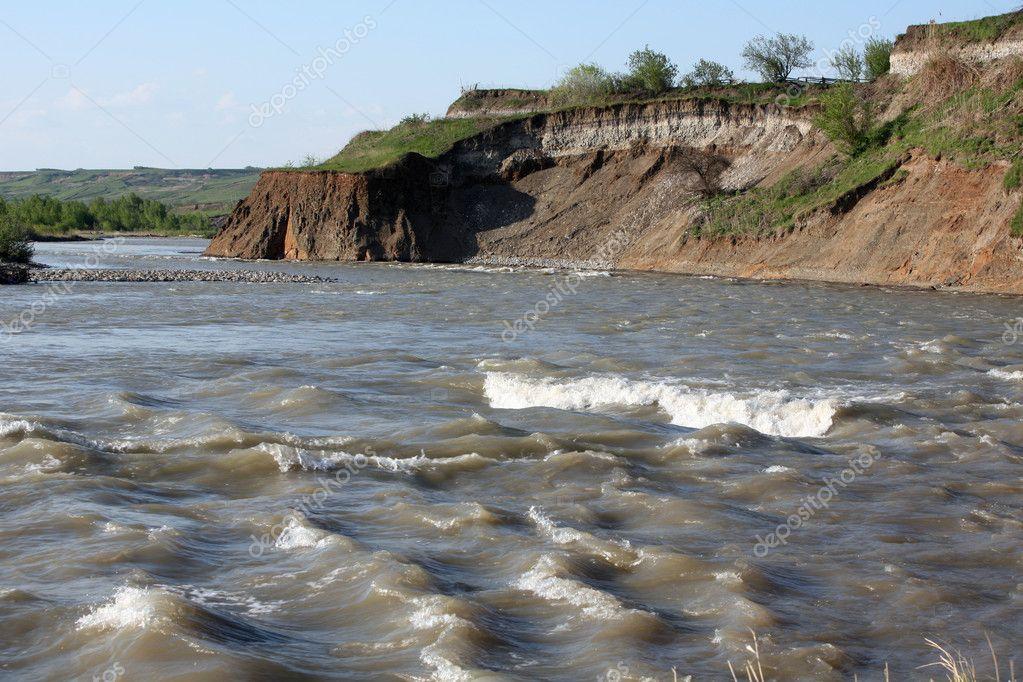 クバン川 — ストック写真 © wini...