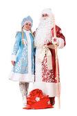 ruský vánoční postavy. samostatný