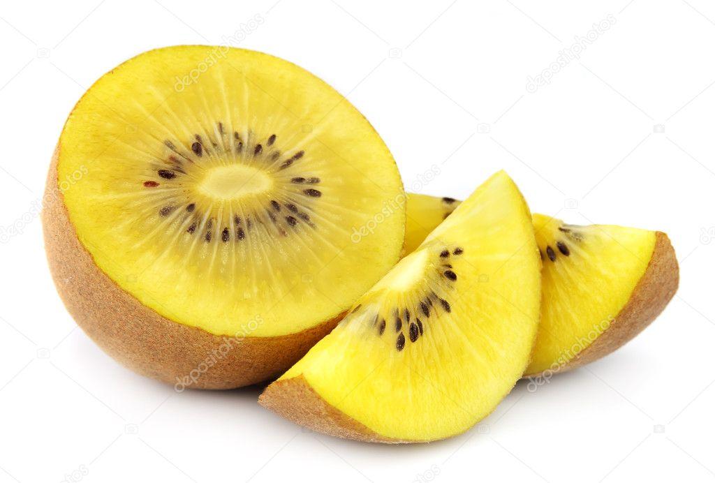 Yellow gold kiwi