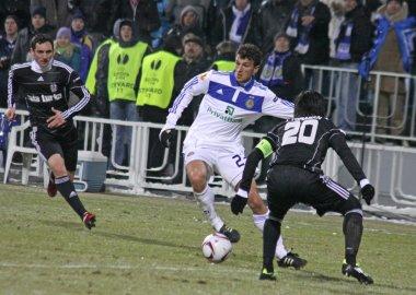 FC Dynamo Kyiv vs Besiktas