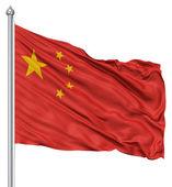 Fotografie Flag of China