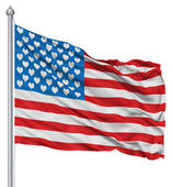 Photo Flag of USA