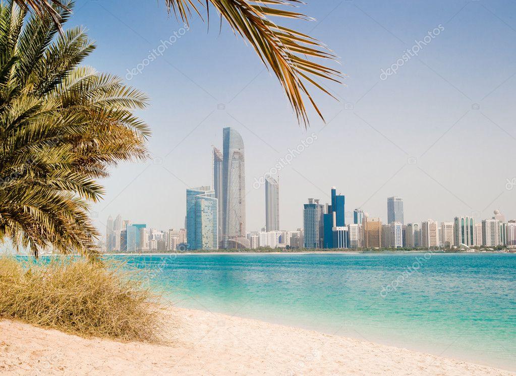 Beach and a sea