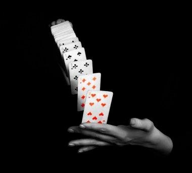 Trick card