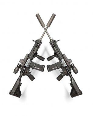 US Army M4 rifle